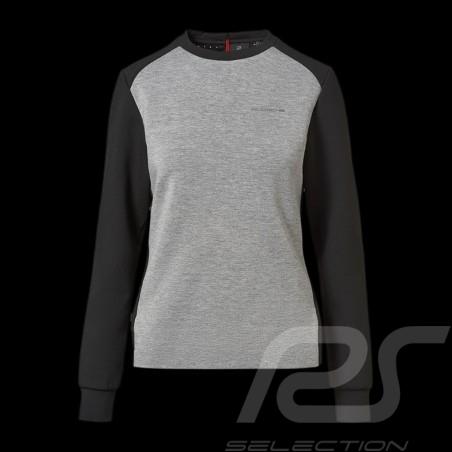 Sweatshirt Porsche Urban Explorer Porsche Design WAP213LUEX gris chiné noir heather grey black graumeliert schwarz
