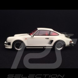 Porsche 911 type 930 Turbo S 1977 Grand Prix white 1/18 GT Spirit GT786