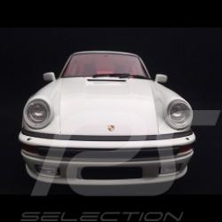 Porsche 911 type 930 Turbo S 1977 Grand Prix white 1/18 GT Spirit GT786