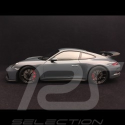 Porsche 911 GT3 2017 metallic blue 1/18 Minichamps 110067033