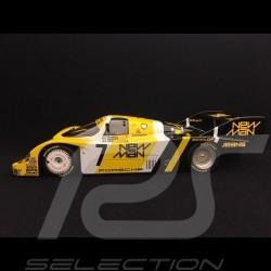 Porsche 956 K 1000km Nürburgring 1984 n° 7 Ayrton Senna 1/18 Minichamps 540841807