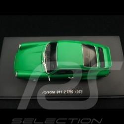 Porsche 911 Carrera 2.7RS 1973 signal green 1/43 Spark SDC017