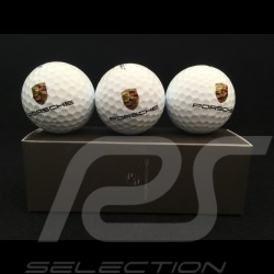 Balles de golf Golf balls Golfball Porsche Titleist Tour Soft Collection Golf Porsche WAP0600430K
