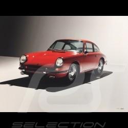 Porsche Box 901 and 992 Timeless Machine Limited Edition 1/43 Porsche Design WAP0929190K