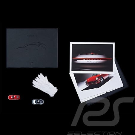 Coffret Box Porsche 901 et 992 Timeless Machine Edition Limitée Limited Edition Exklusiv Auflage 1/43 Porsche Design WAP0929190K