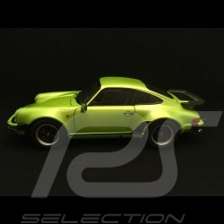 Porsche 911 Turbo 3.3 1978 lindgrün metallic 1/18 Norev 187577