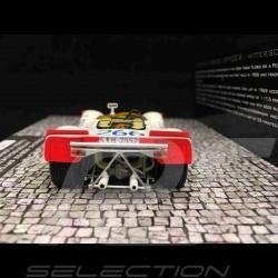 Porsche 908 / 02 Spyder Winner Targa Florio 1969 n° 266 1/43 Minichamps 437692266