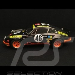 Porsche 911 2.8 RSR n° 46 Kremer Samson 4ème catégorie GT 1000 km Spa 1973 1/18 Solido S1801110