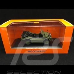Porsche 597 Jagdwagen with tools 1954 olive green 1/43 Minichamps 940065300