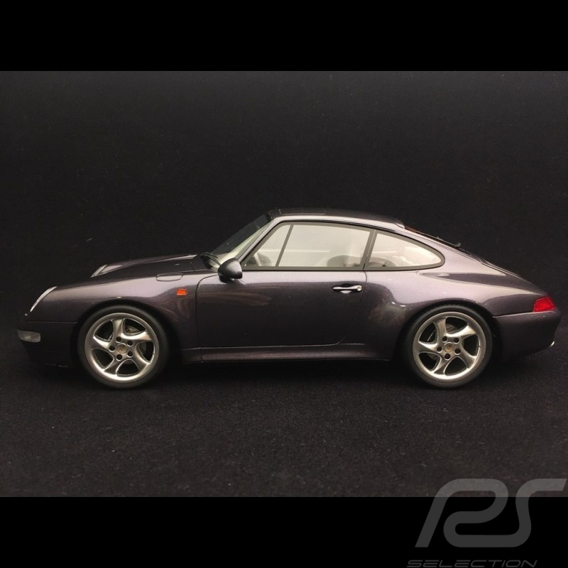 Preorder Porsche 911 type 993 Carrera S 1998 Vesuvio 1/18 GT Spirit GT767