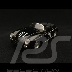 Porsche 356 A Speedster n° 71 Steve Mc Queen Riverside 1959 1/43 Brumm R117C