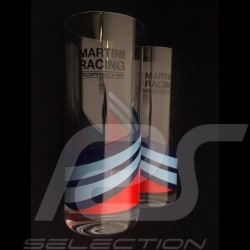 Set de 2 verres Porsche Martini Racing Long drink Porsche Design WAP0505000L0MR Longdrink Gläser Glass