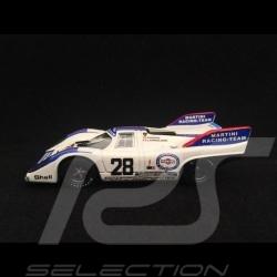 Porsche 917 K n° 28 Martini Racing Larousse 1000 km Zeltweg 1971 1/43 Brumm R520