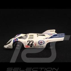 Porsche 917 K n° 22 Martini Racing Sieger 24h du Mans 1971 1/43 Brumm R220
