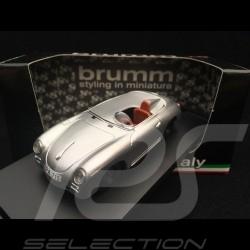 Porsche 356 A speedster Record Monza 1957 1/43 Brumm R384