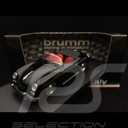 Porsche 356 A Speedster schwarz 1955 1/43 Brumm R117S02