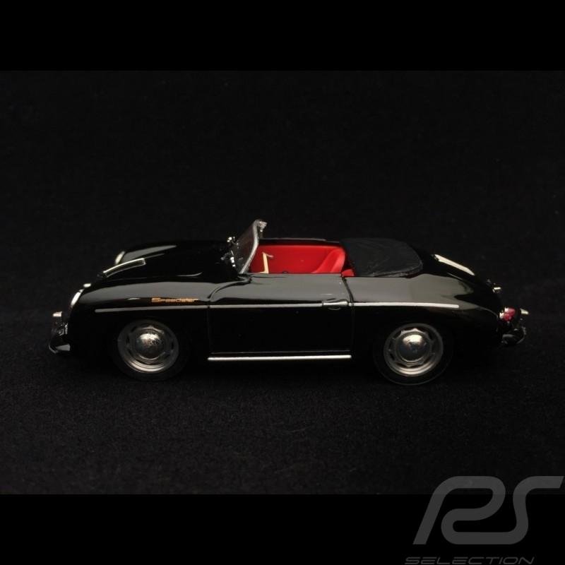 Porsche 356 A Speedster black 1955 1/43 Brumm R117S02