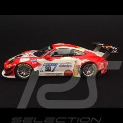 Porsche 911 GT3 R 991 n° 30 Frikadelli 24h Nürburgring 2018 1/18 Minichamps 153186930