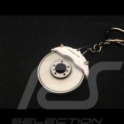 Porsche brake disc keyring white Porsche Design WAP0503050L