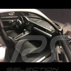 Porsche 911 GT3 991 mk II metallic agate grey 2017 1/18 Minichamps 110067034
