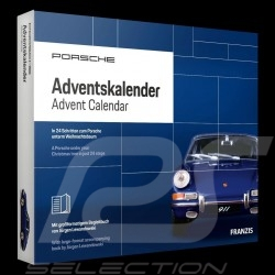 Porsche Advent calendar 911 2.0 1965 Bali blue 1/43 MAP09600119