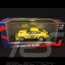 Porsche 934 Le Mans 1980 n°80 1/43 Minichamps 400806480
