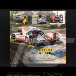 Buch Uli Ehret Racing Legends - Volume V Le Mans Passion