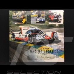 Livre Uli Ehret Racing Legends - Volume V Le Mans Passion