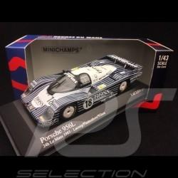 Porsche 956L Le Mans 1983 BOSS n° 18 1/43 Minichamps 430836518