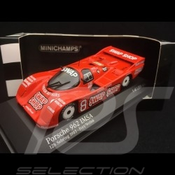 Porsche 962 IMSA n° 8 12h Sebring 1985 1/43 Minichamps 400856508