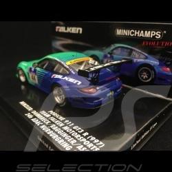 Porsche 911 type 997 GT3 R ADAC Nürburgring 2011 n° 44  1/43 Minichamps 437116144