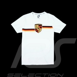 Porsche Crest Edition n° 1 T-shirt Collector box Porsche Design WAP661H - unisex