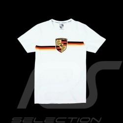 T-shirt Porsche Ecusson Crest wappen Edition n° 1 Boîte collector Porsche Design WAP661H - mixte