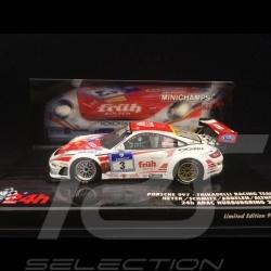 Porsche 911 typ 997 ADAC Nurburgring 2009 n° 3 1/43 Minichamps 437096103