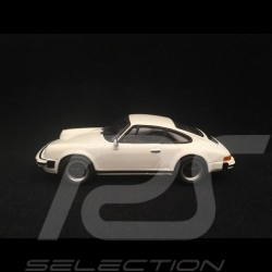 Porsche 911 SC 3.0 1979 Grand Prix white 1/43 Minichamps 940062020
