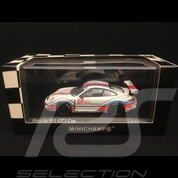 Porsche 911 type 997 GT3 Cup Sebring 2008 n° 7 1/43 Minichamps 400086707