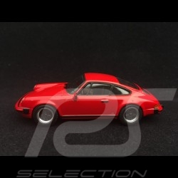 Porsche 911 SC 3.0 1979 rouge Indien guards red Indischrot 1/43 Minichamps 940062021