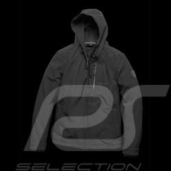 Veste Porsche Jacket Jacke à capuche hoodie softshell coupe-vent noire Porsche Design WAP516H - homme