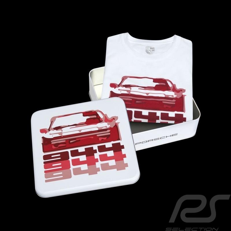 Porsche 944 Collection T-shirt Collector box Edition n° 13 Porsche Design WAP421K - unisex