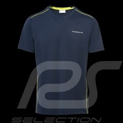 T-shirt Porsche Sport Collection Porsche Design WAP545J Bleu sombre Dark blue Dunkelblau homme men herren