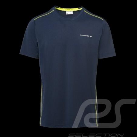 Porsche T-shirt Sport Collection Dujnkelblau Porsche WAP545J - Herren