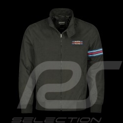 Veste Jacket Jacke Martini Racing Team coupe Bomber noir
