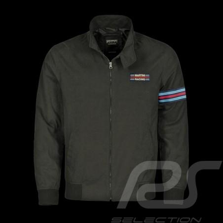 Martini Racing Team Jacket Bomber design Black