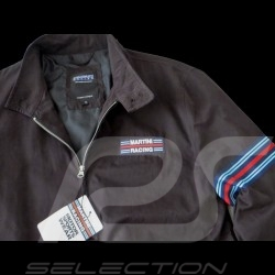 Martini Racing Team Jacket Bomber design Black