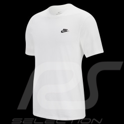 T-shirt The Nike Tee original Nike 827021-100 blanc white weiß homme men herren