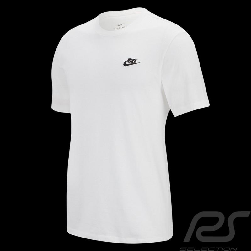 The Nike Tee original T-shirt White Nike 827021-100 - men