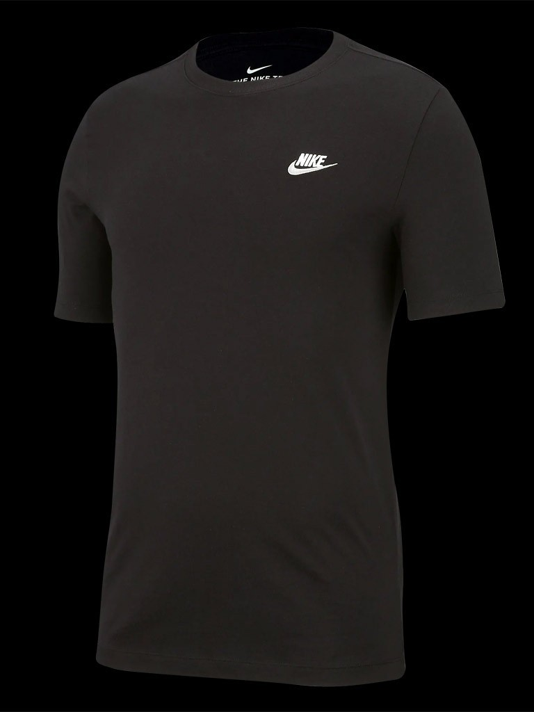 The Nike Tee original T shirt black Nike 827021 011 men