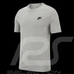 T-shirt The Nike Tee original gris Nike 827021-068 - homme