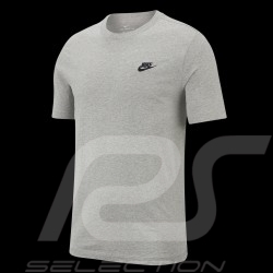 The Nike Tee original T-shirt grey Nike 827021-068 - men
