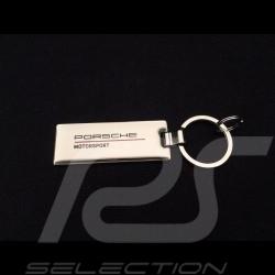 Porte clé key ring Schlüsselring métal Porsche Motorsport Porsche Design WAP0500050LFMS